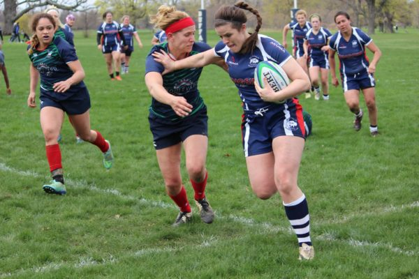 Rugby Team, Buffalo, Women's Rugby Club