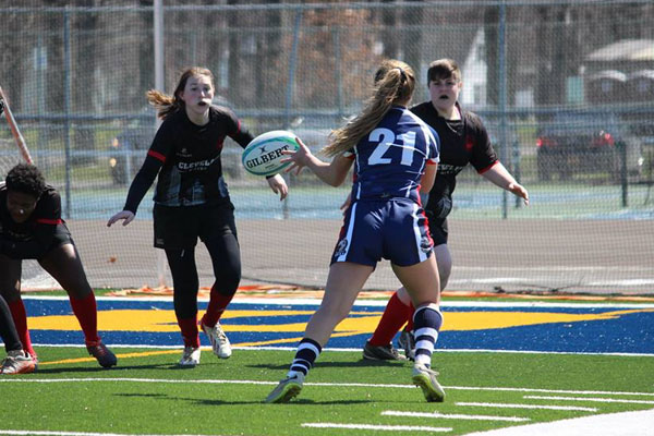Women's Sports, Rugby Club, Buffalo Rugby Team